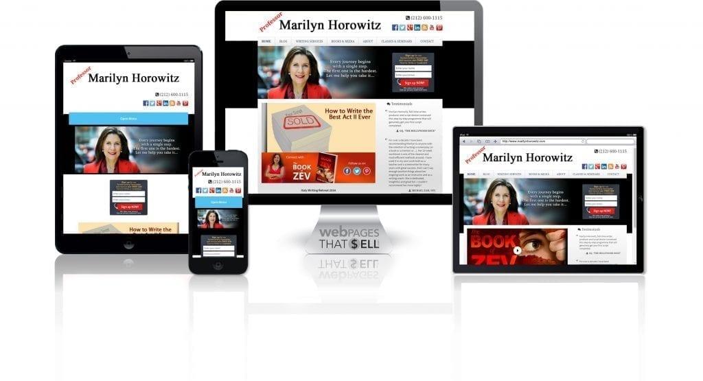 portfolio views marilynhorowitz