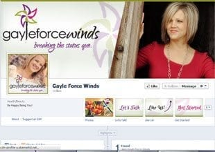 facebook fan page Cover, Profile & App Buttons