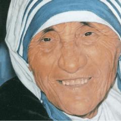 Mother Teresa an Entrepreneur?