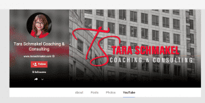 Tara Schmakel Google+ Page