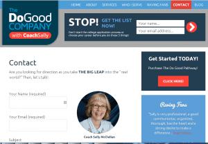 Sally McClellen of The Do Good Company