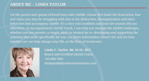 Linda Taylor of The Taylor Solution