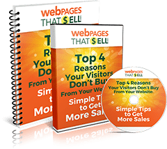 top 4 reasons your visitors dont buy frm your website