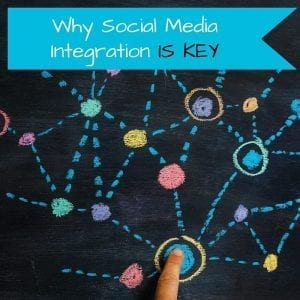 Why Social Media Integration is Key