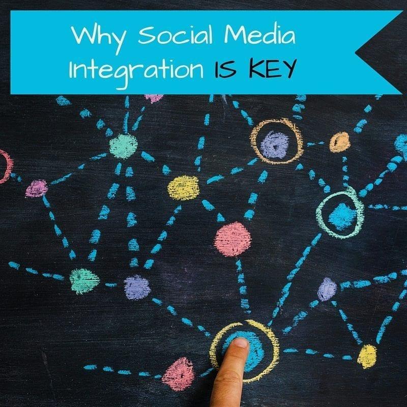 Why Social Media Integration is Key