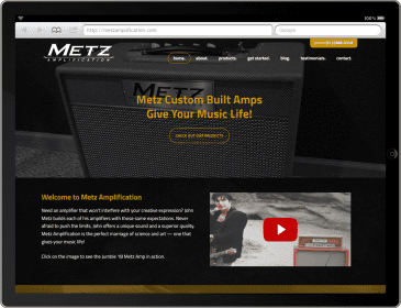 Metz Amplification