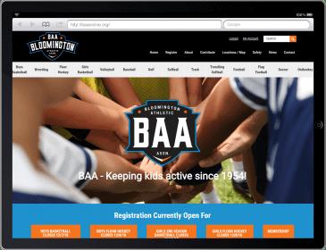 Bloomington Athletic Association