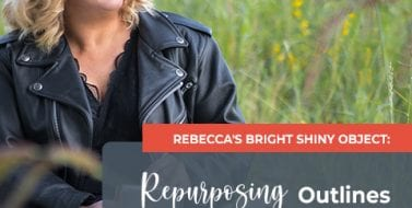 Repurposing Outlines and Presentations - Rebecca Metz of Web Pages That Sell