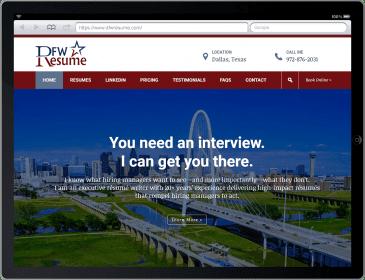 DFW Resume